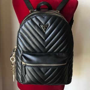 Black Guess Backpack